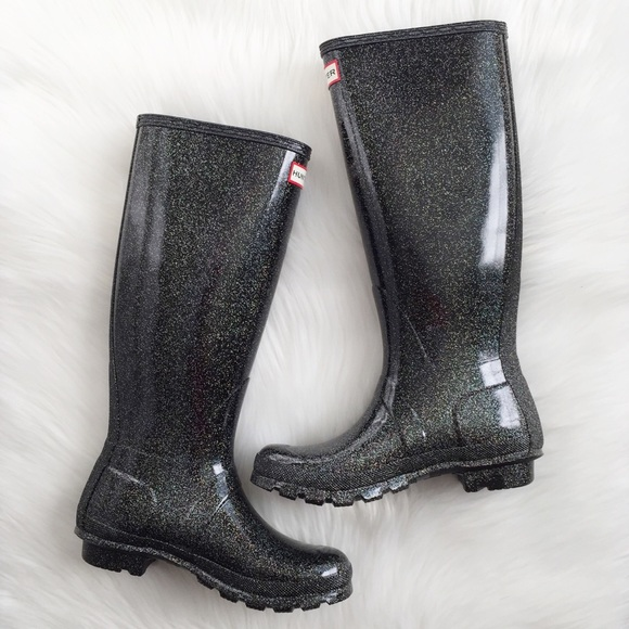 Hunter Shoes | Hunter Starcloud Glitter